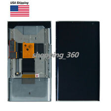 For BlackBerry Priv STV100-1/03/04 LCD Screen Digitizer Touch+Frame Replace USPS