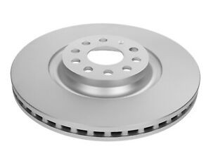 MEYLE PD Brake Rotor Front Pair 183 521 0008/PD fits Volkswagen Golf 1.2 TSI ...