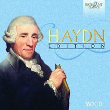 Haydn-Edition-Haydn, Joseph 160 CD NUOVO