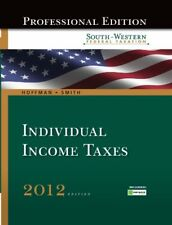 South-Western Federal Taxation 2012: Individual In