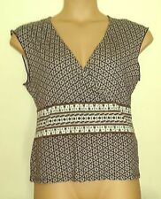 Viscose Fitted Tops & Shirts NEXT for Women