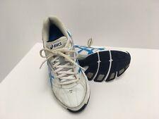 ASICS GEL-190 TR Training Shoe White/Malibu/Silver S574L Women's Size 6.5  (2E)