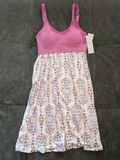 NWT Gilligan & O'Malley Sleepwear XS/XL Pink Nightgown Pajamas