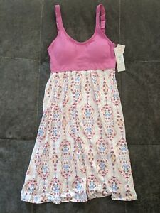 NWT Gilligan & O'Malley Sleepwear XS/XL Pink Nightgown Pajamas