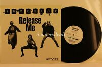 """Industry - Release Me , Record 12"""" VG"""
