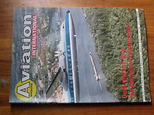 $$ Revue Aviation International Magazine N°798 Piper  Bitburg AFB  HP-62 Hampden