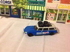 Norev 1.43 Citroen Break Assistance Rally Car