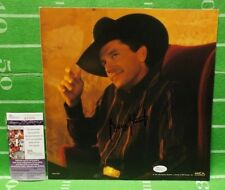 Authentic ~George Strait~ Autographed Hand Signed 12X12 Picture, JSA Certified.