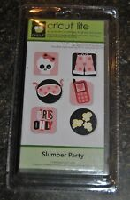 Brand New Sealed Slumber Party Cricut Lite Cartridge-- Hard to Find