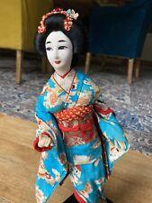 Vintage Antique Japanese Geisha Doll