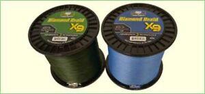 Momoi Diamond Braid Generation III 9x Fishing Line - 300 Yards - Pick Color/Test
