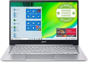 "Acer Swift 3 14"" FHD Laptop AMD Ryzen 7 4700U/8GB/512GB New!!!"