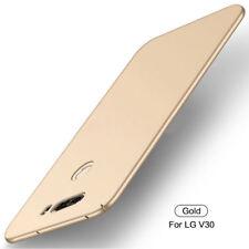 Shockproof Matte Slim Hard PC Back Case Cover For LG V20 V30 Q6 V5 V7 G7 K10 K7