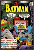 Batman #183 2nd Appearance of Poison Ivy FN+
