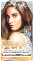 L'oreal Paris T53 Cool Medium Brown Feria Multi-Faceted Colour Hair Color