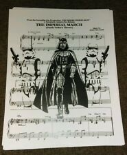 Star Wars Episode III Revenge of the Sith Sheet Music Piano Solo SongB 000321555