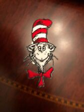 Dr Zeus Cat In The Hat Iron On Vintage Rare