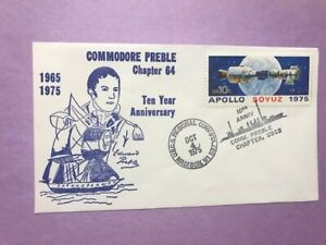 1975 Madison WI SPACE L913 Commodore Edward Preble Chapter USCS US Navy Father