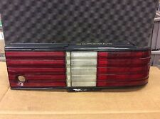 1988 PLYMOUTH  SUNDANCE RIGHT TAIL LIGHT WITH KEY HOLE 88 ONLY
