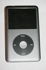 iPod Classic 7th Gen. Black (160GB) - working.
