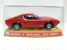 Alfa Romeo Montreal scala 1:25 Politoys nuova