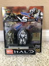 Mega Construx HALO Master Chief Vs Arbiter PRO BUILDERS 2020 Suit Pack GNN72