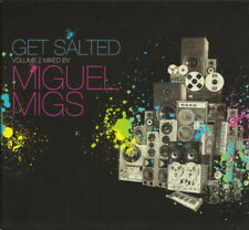 Miguel Migs: Get Salted Volume 2 Mixed PROMO Music CD Unreleased Edits w/Art NEW