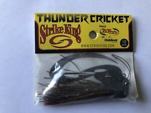 Strike King Thunder Cricket Falcon Lake Craw 1/2 oz.