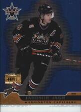 2001-02 Vanguard Premiere Date Penguins Hockey Card #99 Jaromir Jagr /83