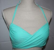 V2 Victorias Secret  The Wrap Halter Underwire Swim Bikini Top 36C