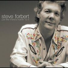"STEVE FORBERT CD: ""JUST LIKE THERE'S NOTHING TO IT"" FACTORY SEALED NEW 2004"