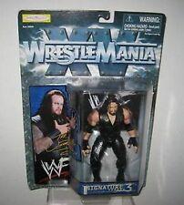 WWF The Undertaker 1998 Wrestlemania Wrestling action figure NIB JAKKS Pacific
