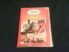 New Thomas the Tank Engine DVD - On Site With Thomas