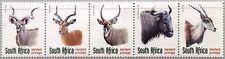 RSA SÜDAFRIKA SOUTH AFRICA 1998 1124-28 X A Tiere Animals Fauna Impala Bock MNH