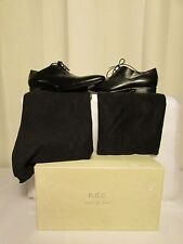 chaussures n.d.c made by hand cuir noir 42