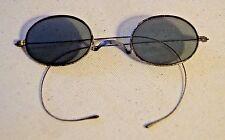 Antique Sunglasses Child's Glasses Civil War Era Retro Old STEAMPUNK Wire