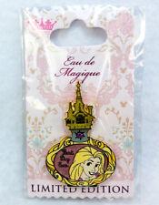 Disney Pin Eau de Magique Princess Rapunzel Perfume Bottle Tangled Limited 2000