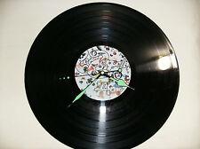 "LED ZEPPELIN III  12"" VINYL LP  Wall Clock  - Jimmy Page Robert Plant"