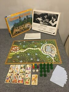 Vintage Enchanted Forest Board Game 1982 by Ravensburger - Excellent Condition