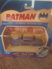 Bat man 1950s Two Face Car Corgi Boxed