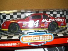 Ertl #94 McDonalds 1995 Ford Thunderbird - American Muscle 1:18 Diecast Car