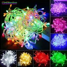 10~100m LED Fairy String Light Waterproof bulb Christmas Xmas lamp party outdoor