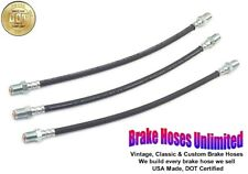 BRAKE HOSE SET Sterling Truck 1929 1930 1931 1932, All Models
