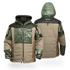 BIOHAZARD 5 BSAA CHRIS REDFIELD REVERSIBLE TACTICAL JACKET