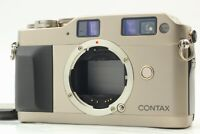 [MINT w/ Body Cap] CONTAX G1 35mm Rangefinder Film Camera Body From JAPAN