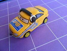 CARS  disney pixar Chief RPM No.64 Commander  MATTEL SCALA 1:55 NUOVO SFUSO RARO