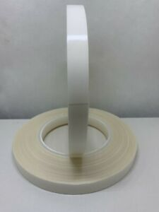UHMW-5A Polyethylene Transparent Film Slick Tape, Aggressive Adhesive