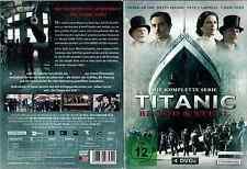 Titanic : Blood and Steel - Die komplette Serie - 4 DVD Box Set