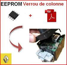 Kit de réparation Verrou de colonne direction Renault Laguna 2 II
