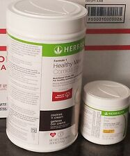 NEW HERBALIFE PROLESSA DUO 7 day program weight loss & Formula 1 Cookies & cream